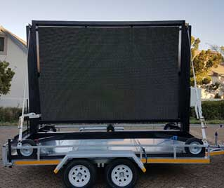 Mobile LED Billboards