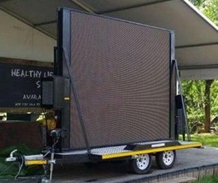 Mobile LED Billboards
