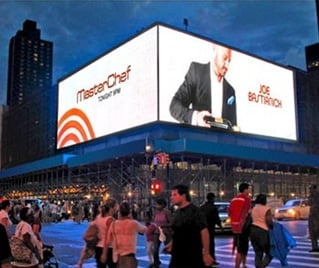 Outdoor LED Billboards